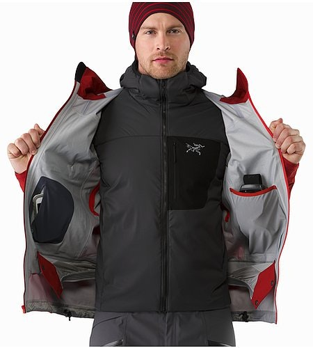 Tantalus Jacket Matador Internal Pocket