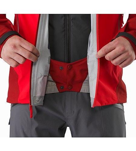 Tantalus Jacket Matador Powder Skirt