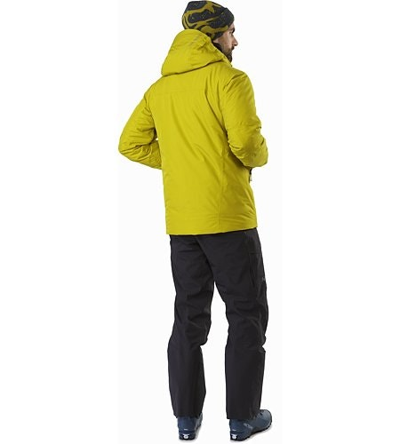 Tauri Jacket Everglade Back View
