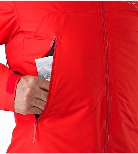 Tauri Jacket Matador Hand Pocket