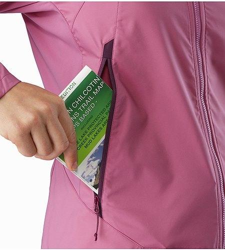 Tenquille Hoody Women's Calluna Hand Pocket