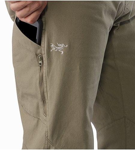 Texada Pant Sandstone Thigh Pocket