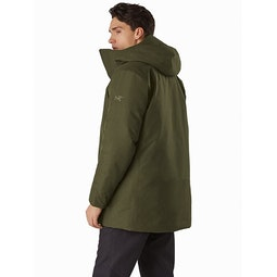 Therme Parka Dracaena Back View