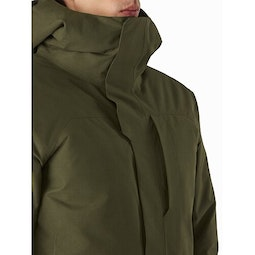 Therme Parka Dracaena Chest Pocket