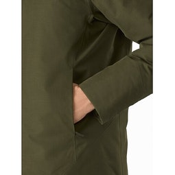 Therme Parka Dracaena Hand Pocket