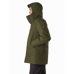 Therme Parka Dracaena Side View