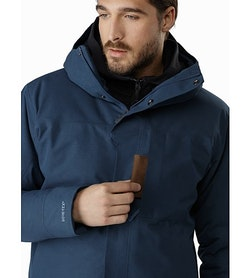 Therme Parka Nereus Chest Pocket