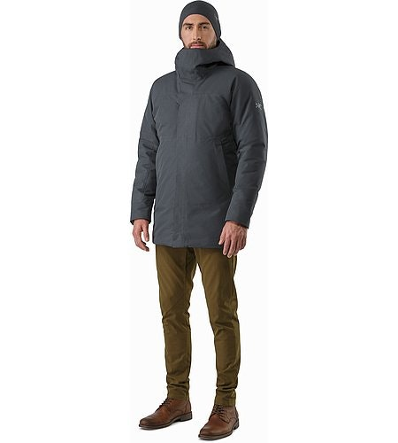 Therme Parka Nighthawk Front View