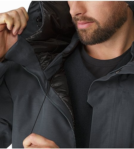 Therme Parka Nighthawk Hood Adjuster