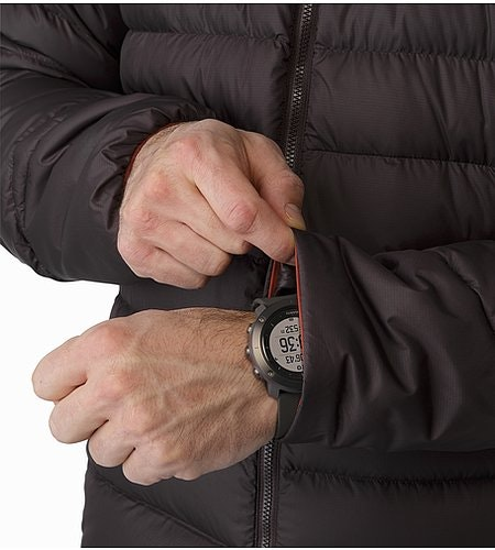Thorium AR Hoody Katalox Stretch Cuffs