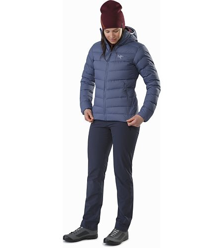 Thorium AR Hoody Women's Nightshadow Front View