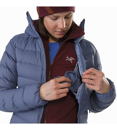 Thorium AR Hoody Women's Nightshadow Internal Security Pocket