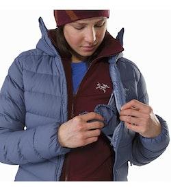 Thorium AR Hoody Women's Nightshadow Internal Security Pocket