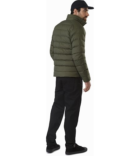 Thorium AR Jacket Gwaii Back View