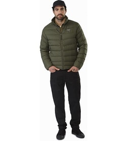 Thorium AR Jacket Gwaii Front View