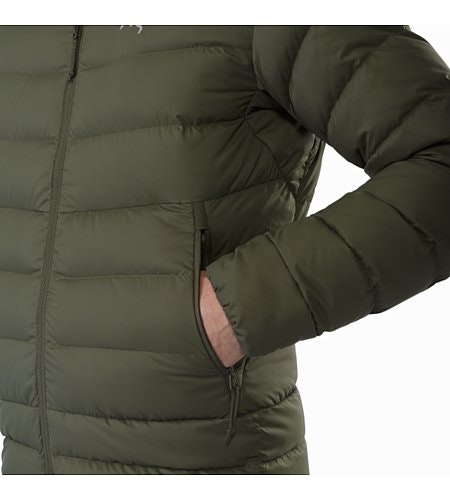 Thorium AR Jacket Gwaii Hand Pocket