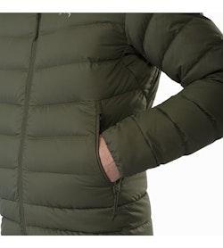 Thorium AR Jacket Gwaii Hand Pocket