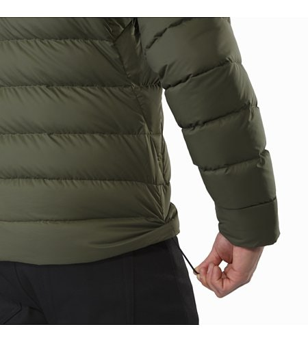 Thorium AR Jacket Gwaii Hem Adjuster