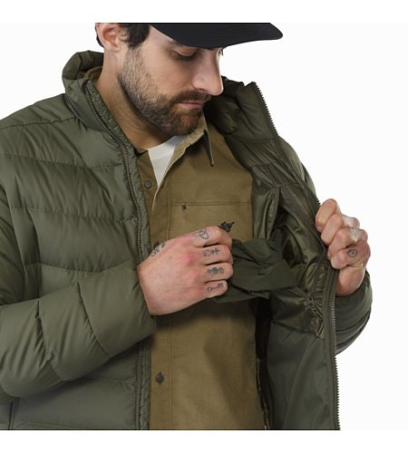 Thorium AR Jacket Gwaii Internal Security Pocket