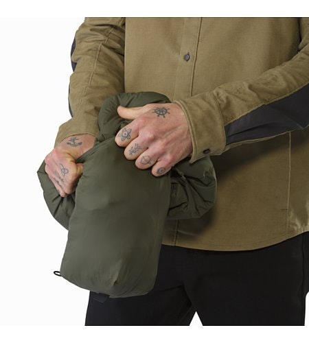 Thorium AR Jacket Gwaii Packing