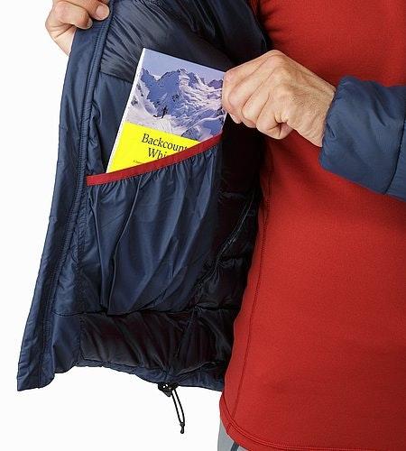 Thorium SV Hoody Admiral Internal Pocket