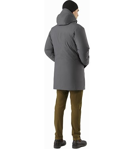 Thorsen Parka Pilot Back View