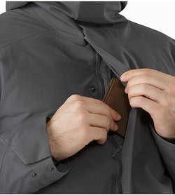 Thorsen Parka Pilot Chest Pocket