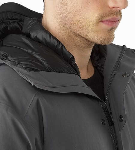 Thorsen Parka Pilot Internal Insulated Collar