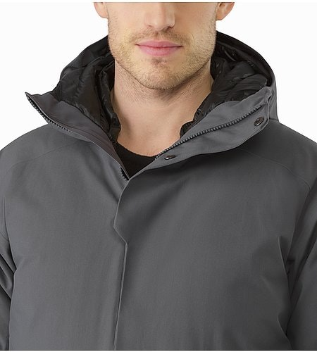 Thorsen Parka Pilot Open Collar