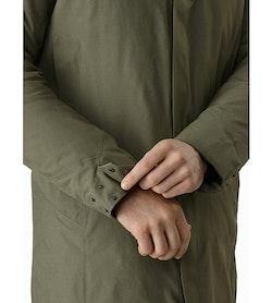 Thorsen Parka Wildwood Cuffs