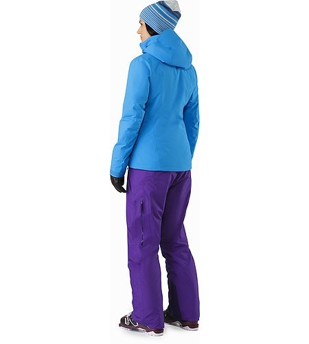 Tiya Jacket Women's Baja Back View 2
