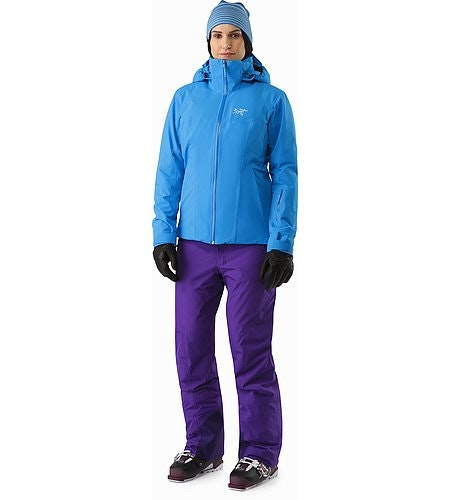 Tiya Jacket Women's Baja Front View