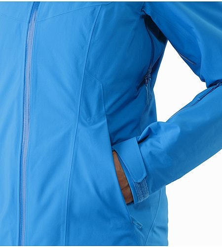 Tiya Jacket Women's Baja Hand Pocket