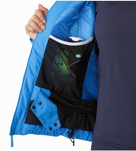 Tiya Jacket Women's Baja Internal Dump Pocket