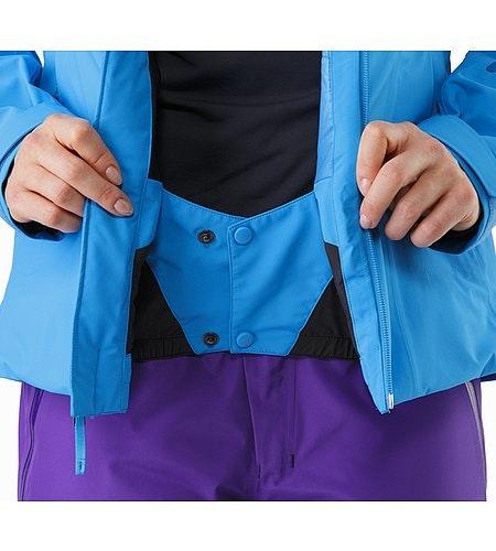 Tiya Jacket Women's Baja Powder Skirt
