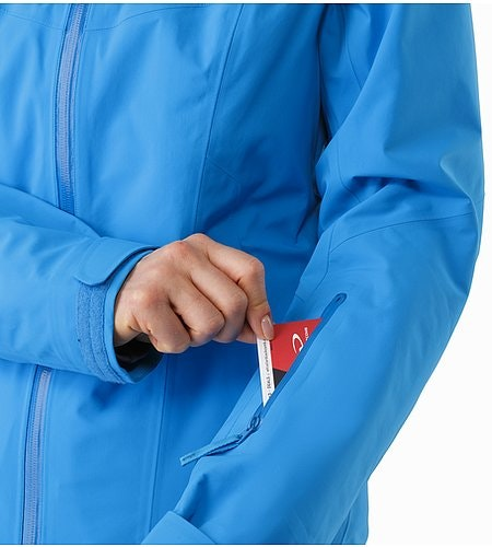 Tiya Jacket Women's Baja Sleeve Pocket