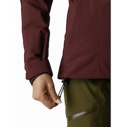 Tiya Jacket Women's Flux Hem Adjuster