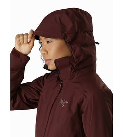 Tiya Jacket Women's Flux Hood