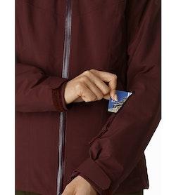 Tiya Jacket Women's Flux Sleeve Pocket