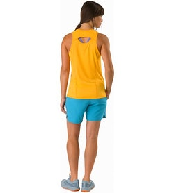 Tolu Tank Women's Dawn Back View