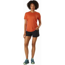 Tolu Top SS Women's Hyperspace Full View