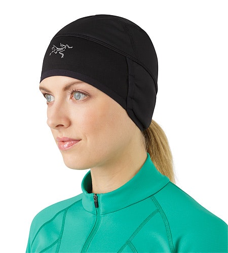 Trino Bonnet Black Vue de face 2