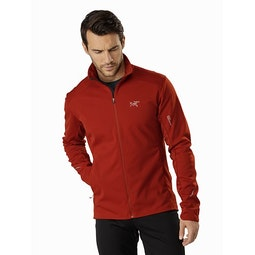 Trino Jacket Infrared Front View
