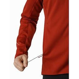 Trino Jacket Infrared Hem Adjuster