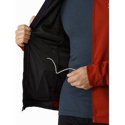 Trino Jacket Infrared Security Pocket And Media Port