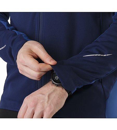 Trino Jacket Inkwell Stretch Cuffs