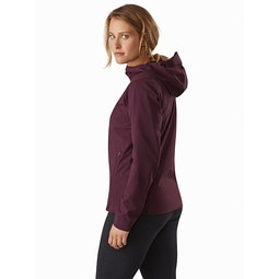 Trino SL Anorak Women's Rhapsody Back View