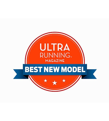 Ultra Running Magazine Best New Model Award
