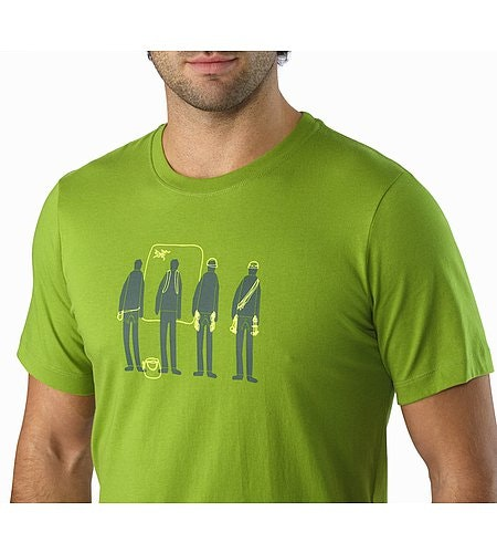 Usual Suspects T-Shirt Gator Graphic Close Up