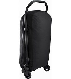V110 Rolling Duffle Black Back